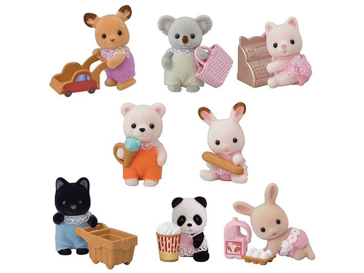 Baby Shopping Series