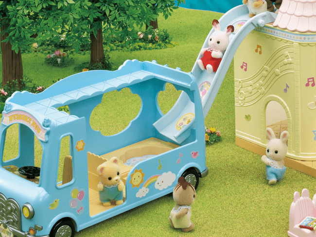 Sunshine Nursery Bus 3