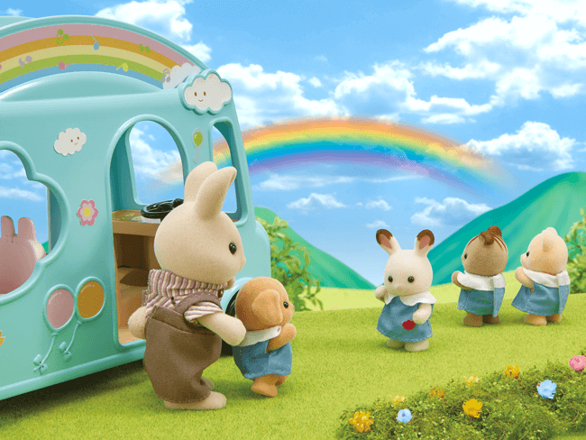 Sunshine Nursery Bus 4