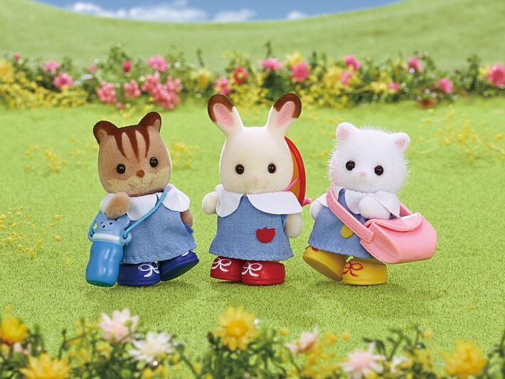 Nursery Friends 1