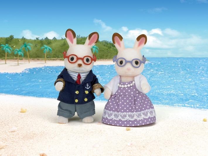 Hopscotch Rabbit Grandparents - 4