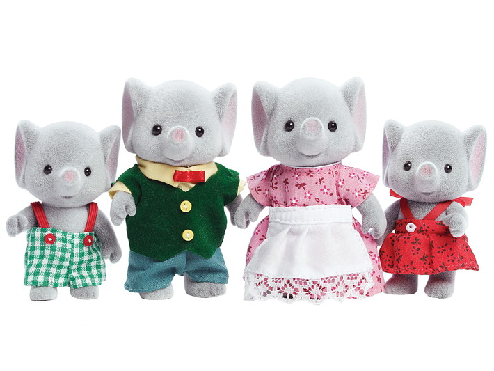 Ellwoods Elephant Family - 4