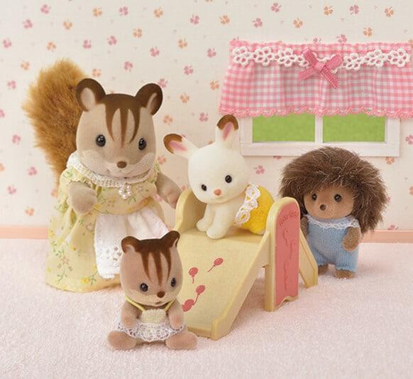 Baby Nursery Set - 6