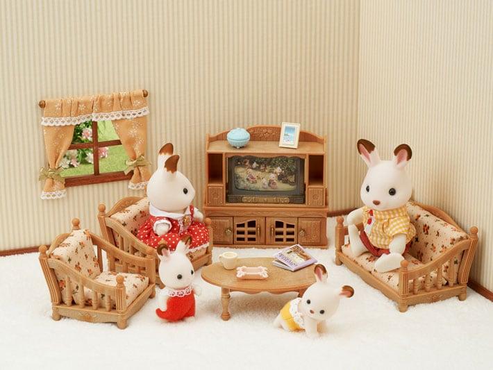 Comfy Living Room Set - 5