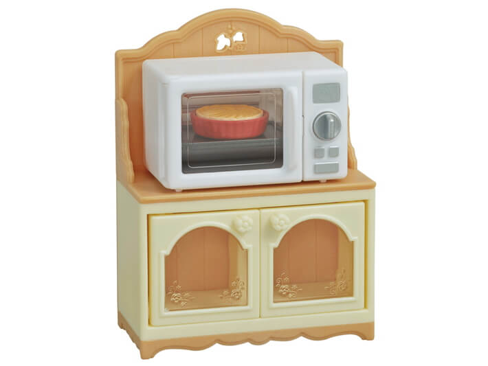 Microwave Cabinet - 8