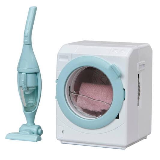 Laundry & Vacuum Cleaner - 6