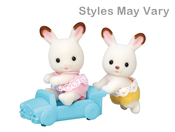 Hopscotch Rabbit Twins - 3