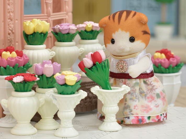 Town Girl Series - Maple Cat - 6