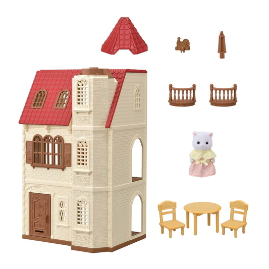 Red Roof Tower Home - 13