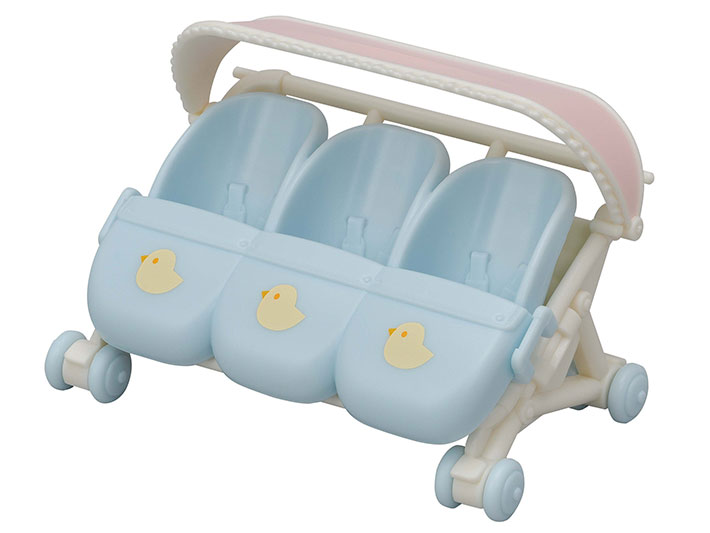 Triplets Stroller - 6