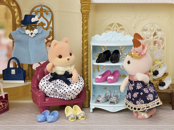 Fashion Play Set -Shoe Shop Collection- - 8
