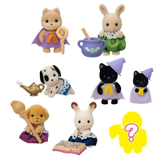 BABY MAGICAL PARTY SERIES (16PCS) - 2