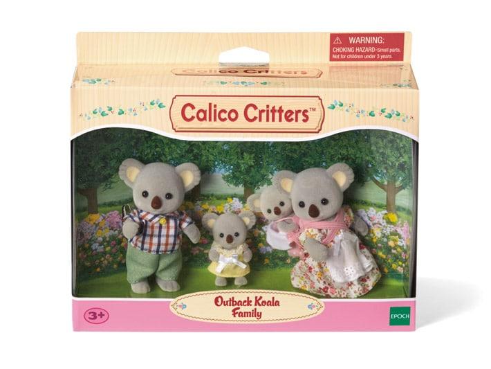 Outback Koala Family - 3