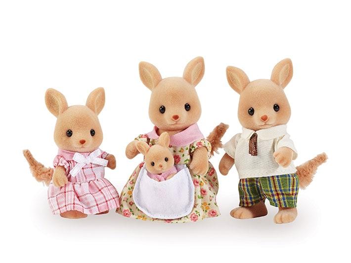 Hopper Kangaroo Family - 4
