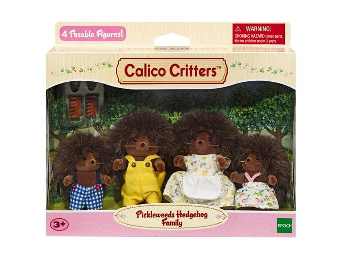 Pickleweeds Hedgehog Family - 4
