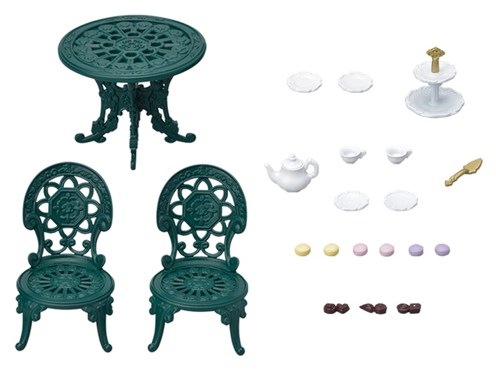 Tea and Treats Set - 7