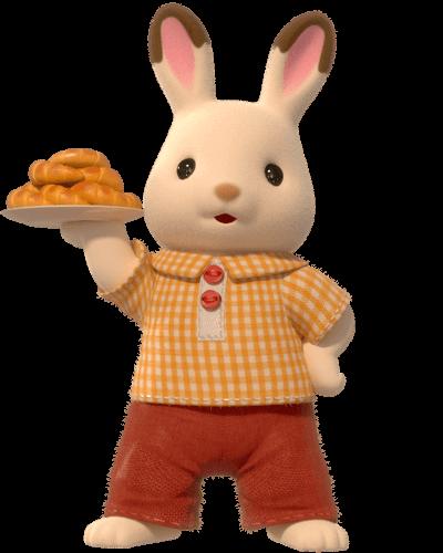 Hopscotch Rabbit Father