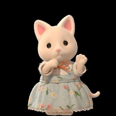 Silk Cat Sister