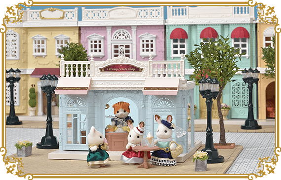 Creamy Gelato Shop